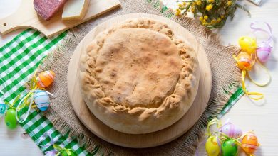 Photo of Pizzagaina {Pizza Chiena, Pizza Rustica, Pizza Piena}