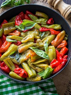 Italian Frying Peppers
