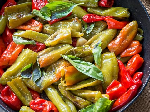 Italian Frying Peppers –  3 Delicious Ways To Cook