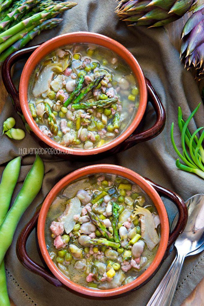 springtime soup
